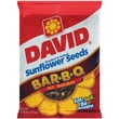 David Sunflower Seeds 72/Pack 1.6 Oz Barbeque