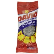 David Salty Roasted 72/Pack 1.62 Oz Seeds