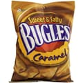 Bugles Sweet & Salty Caramel Cheddar of 3.5 Oz. 12/Bags