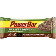 PowerBar Double Chocolate 0.14 lbs. Harvest Bar