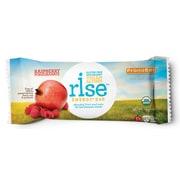 Rise Energy Bar 95% organic Raspberry Pomg 24/Pack 1.6 oz.