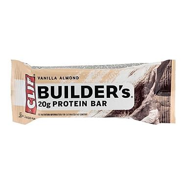 Clif Builder s Vanilla Almond Builder s Bar 2.4 Oz. 12/Pack