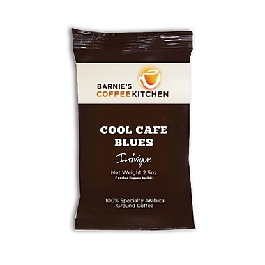 Barnie s CoffeeKitchen Cool Cafe Blues Fractional Packs 24/Pack 2.5 Oz.