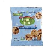 HomeFree Gluten Free Chocolate Chip Mini Cookies 64/Pack 1.1 Oz.