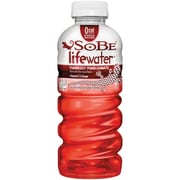 SoBe Lifewater Hydration Beverage Nutrient Enhanced, 12/Pack
