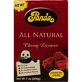 Panda Natural Licorice Chews Box 7 Oz.