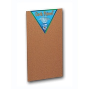 "Flipside Products FLP37012 12.5"" x 26"" Cork Panel, Brown"