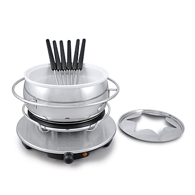 Swissmar® Zurich 3-In-1 Electric Fondue