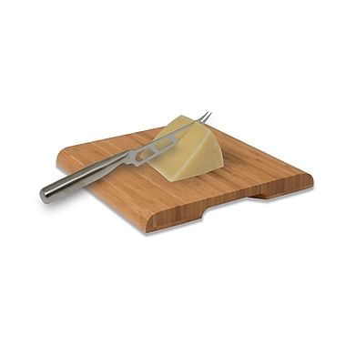 Swissmar® Cutting Board With Cheese Knife