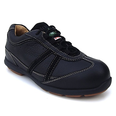 Moxie Trades Tara Ladies CSA/ESR Lightweight Oxford Safety Shoe, Size 6, Black