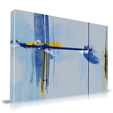Maxwell Dickson The Horizon Painting Print on Wrapped Canvas; 18'' H x 24'' W