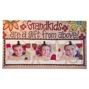 Glory Haus Grandkids Clip Memorabilia on Canvas