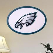 Fan Creations NFL Logo Graphic Art Plaque; Philadelphia Eagles
