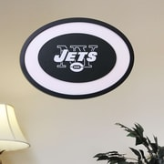 Fan Creations NFL Logo Graphic Art Plaque; New York Jets