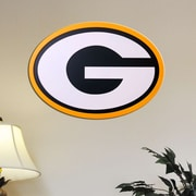 Fan Creations NFL Logo Graphic Art Plaque; Green Bay Packers