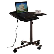 InRoom Designs Adjustable Laptop Cart