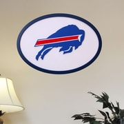 Fan Creations NFL Logo Graphic Art Plaque; Buffalo Bills