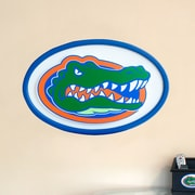 Fan Creations NCAA Logo Textual Art Plaque; Florida Gators