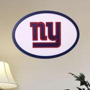Fan Creations NFL Logo Graphic Art Plaque; New York Giants