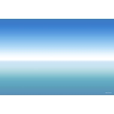 Maxwell Dickson Ocean View Graphic Art on Wrapped Canvas; 18'' H x 24'' W