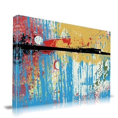 Maxwell Dickson Spring in the Air Painting Print on Wrapped Canvas; 16'' H x 20'' W