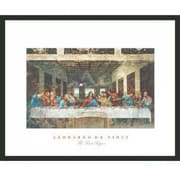 Frames By Mail The Last Supper Framed Painting Print