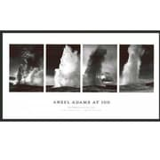 Frames By Mail 'Old Faithful' by Ansel Adams Framed Photographic Print