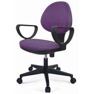 New Spec E Fabric Task Chair; Purple