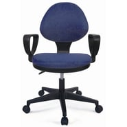 New Spec E Fabric Task Chair; Navy