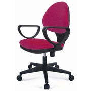 New Spec E Desk Chair; Wine