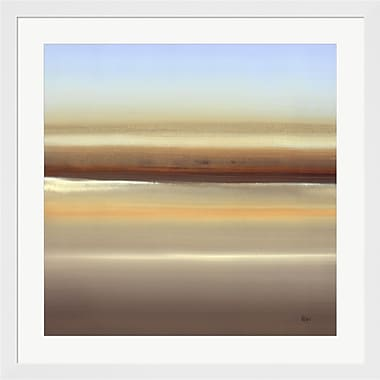 Evive Designs Contemporary Moments I by Lisa Ridgers Framed Painting Print