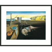 Frames By Mail 'The Persistence of Memory' by Salvador Dali Framed Painting Print