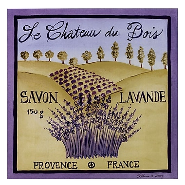 Evive Designs Lavon Savon by Katharine Gracey Vintage Advertisement