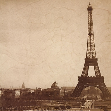Evive Designs Historical Paris Photography by Cristin Atria Photographic Print
