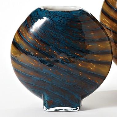 Global Views Swirl Vase; Small