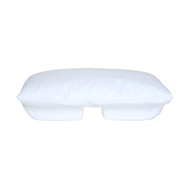 Deluxe Comfort Sleep Better Memory Foam Pillow; Small