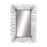 Woodland Imports Metal Wall Mirror