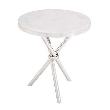 Woodland Imports The Jewel End Table