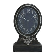 Woodland Imports N'ngsh  Staring Wood Table Clock