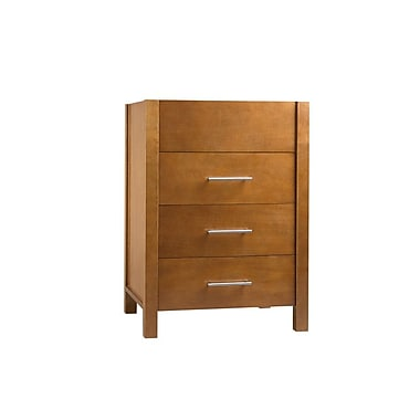 Ronbow Kali 23'' Bathroom Vanity Base Cabinet in Cinnamon