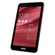 ASUS MeMO Pad 7 ME176CX, 7 Tablet, 16 GB, Android KitKat, Wi-Fi, Red