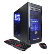 CYBERPOWERPC Gamer Xtreme GXi660 Intel i5-4460 3.2 GHz Gaming Computer