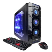 CyberpowerPC GLC2280  Gamer Aqua Intel i7-4790K 3.6GHz Liquid Cool Gaming Computer