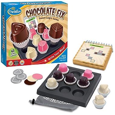 Thinkfun Chocolate Fix Logic Game, Multilingual