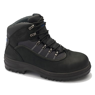 Blundstone Nubuck Leather Men's Lace Up Safety Boot 7.5