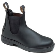 Blundstone Leather Slip On Boot, Black 14