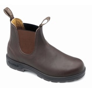 Blundstone Leather Slip On Boot, Brown 7.5