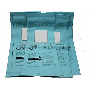 Bissell Commercial Vacuum Disposable Bags