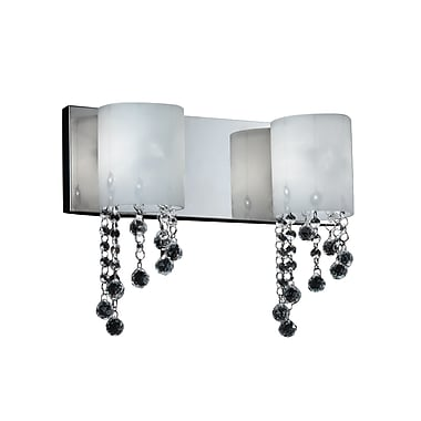 Z-Lite Jewel (871CH-2V) 2 Light Vanity, 5