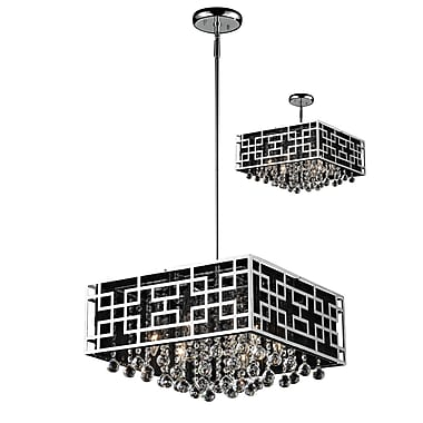 Z-Lite Mirach (869CH) 6 Light Chandelier, 18
